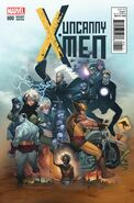 Uncanny X-Men Vol 1 600 Coipel Variant