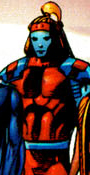 Arkady Rossovich (Earth-41001) from X-Men The End Vol 1 3 0001