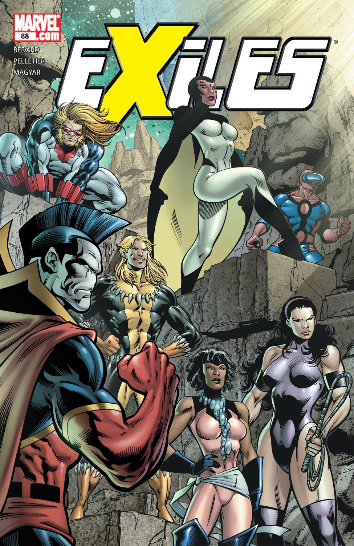 Exiles Vol 1 88   Marvel Datab...