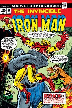 Iron Man Vol 1 64
