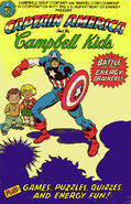 Captain America and the Campbell Kids Vol 1 1