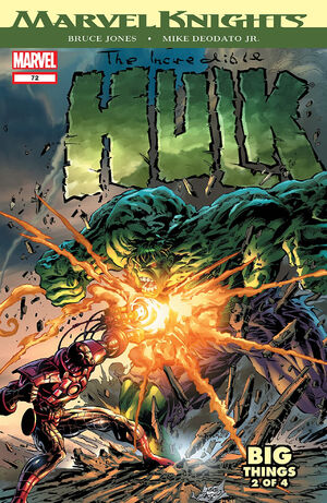 Incredible Hulk Vol 2 72
