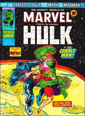 Mighty World of Marvel Vol 1 184