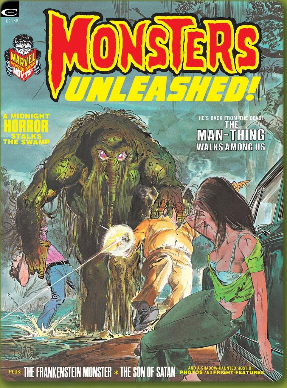 Comic Monster