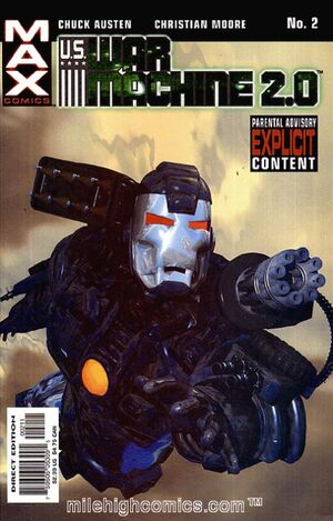 US War Machine Vol 2 2
