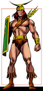 Arkon (Earth-616) from Avengers Assemble Vol 1 1 0001