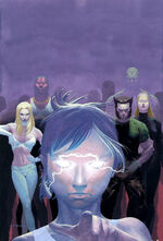 House of M Vol 1 5 Textless