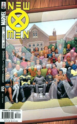 New X-Men Vol 1 126