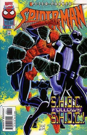 Spider-Man Vol 1 76