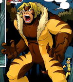 Victor Creed (Earth-20051) X-Men and Power Pack Vol 1 1