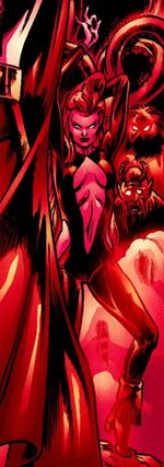 Satana Hellstrom (Earth-9997) Paradise X Vol 1 9