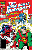 West Coast Avengers Vol 2 13