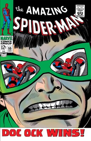 Amazing Spider-Man Vol 1 55