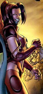 Diamanda Nero (Earth-4935) from X-Men Phoenix Vol 1 2