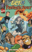 Gen¹³ Fantastic Four Vol 1 1
