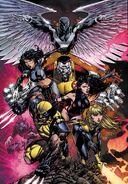 Uncanny X-Men Vol 1 523 Textless Finch Variant