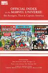 Avengers, Thor & Captain America Official Index to the Marvel Universe Vol 1 1