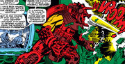 Pacifier Robot from Fantastic Four Vol 1 57 0001