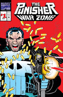 Punisher War Zone Vol 1 1