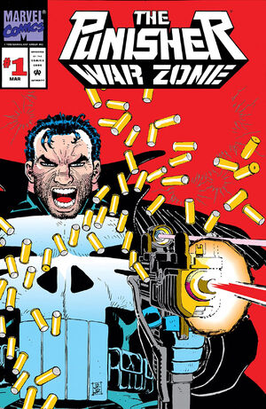 Punisher War Zone Vol 1 1