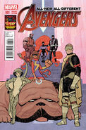 All-New, All-Different Avengers Vol 1 1 50 Years of Inhumans Variant
