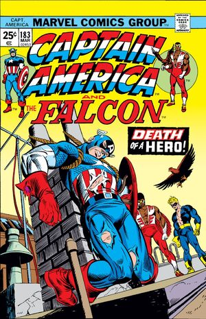 Captain America Vol 1 183