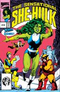 Sensational She-Hulk Vol 1 12