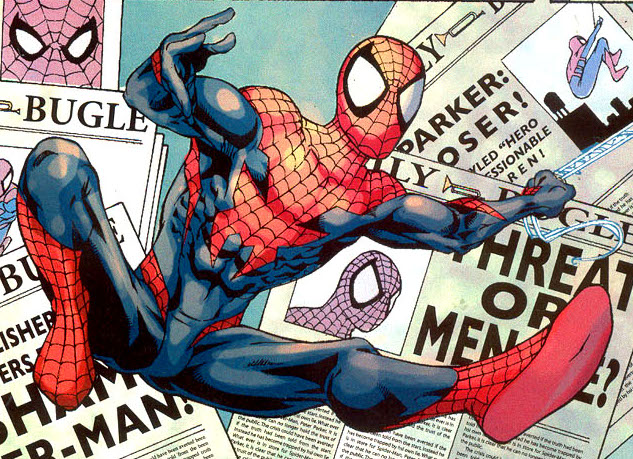 spiderman and me essay