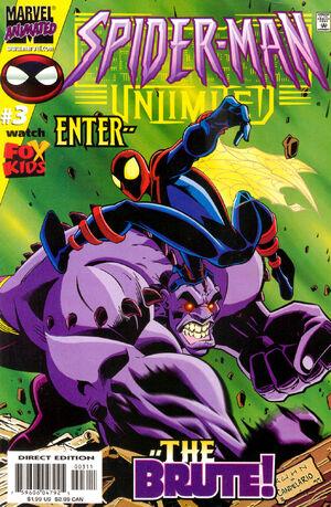 Spider-Man Unlimited Vol 2 3