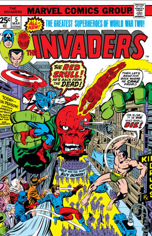Invaders Vol 1 5