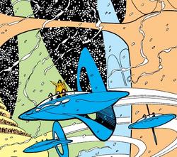 Shi'ar Empire from X-Men Vol 1 122 001