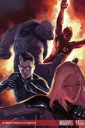 Ultimate Fantastic Four Vol 1 50 Textless