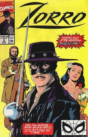 Zorro Vol 1 2