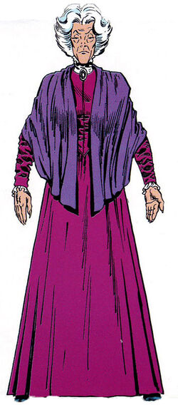 Agatha Harkness (Earth-616) from Official Handbook of the Marvel Universe Master Edition Vol 1 1 0001