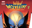 All-New Wolverine Vol 1 1