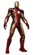 Iron Man Armor MK XLIII (Earth-199999)