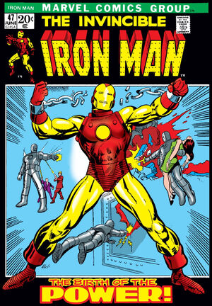 Iron Man Vol 1 47
