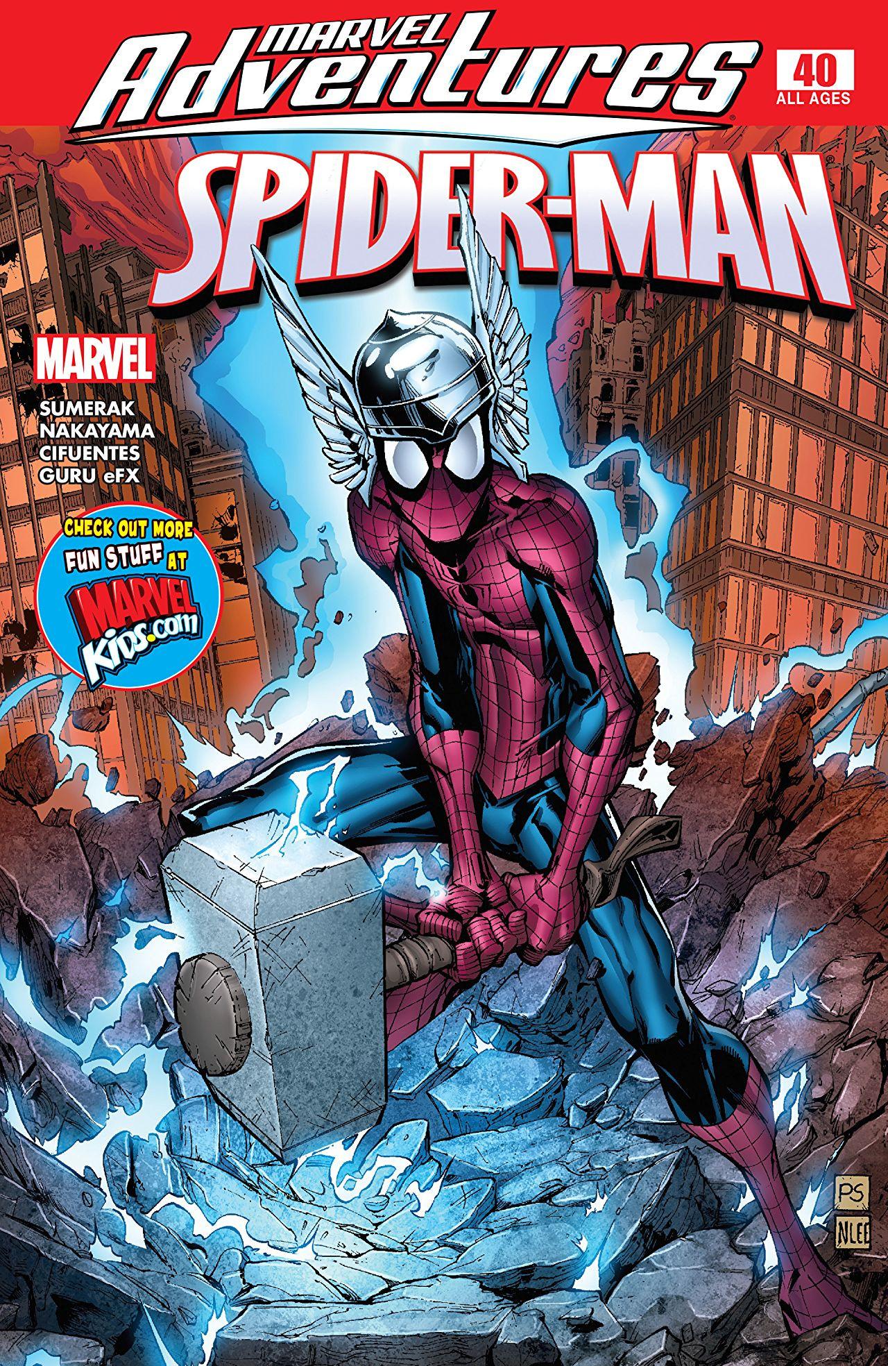 Marvel Adventures: Spider-Man Vol 1 40   Marvel Database ...
