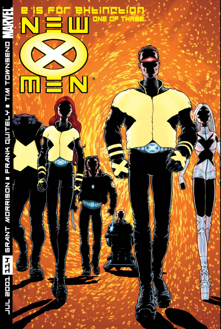 New X-Men Vol 1 114