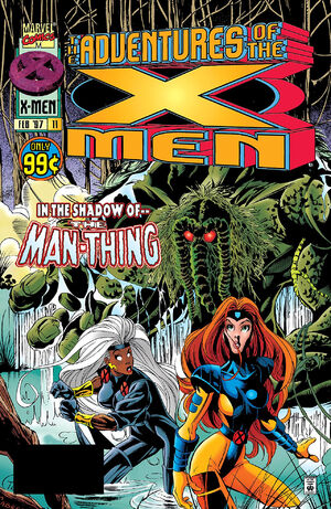 Adventures of the X-Men Vol 1 11