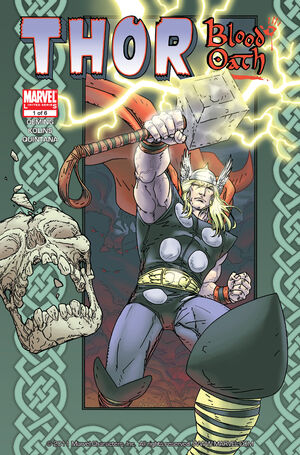 Thor Blood Oath Vol 1 1