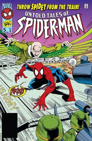 Untold Tales of Spider-Man Vol 1 5