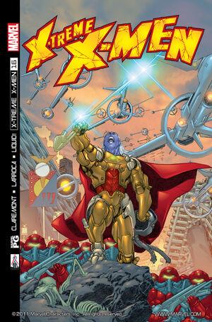 X-Treme X-Men Vol 1 16