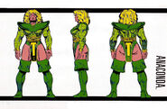 Blanche Sitznski (Earth-616) from Official Handbook of the Marvel Universe Master Edition Vol 1 1 0002