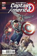 Captain America Sam Wilson Vol 1 9