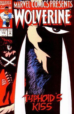 Marvel Comics Presents Vol 1 116