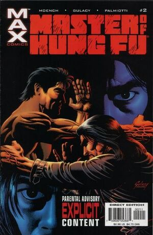 Shang-Chi Master of Kung Fu Vol 1 2