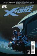 Uncanny X-Force Vol 1 10