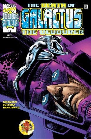 Galactus the Devourer Vol 1 6