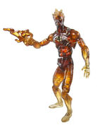 Johnathan Storm (Earth-616) from Marvel Universe (Toys) Series I Wave I 0002